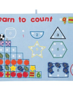 Learn to count felt wall chart also mta catalogue rh teaching