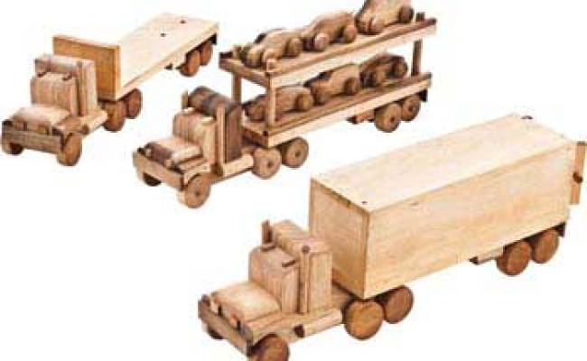Wooden Truck Kit Set Of 3 Mta Catalogue
