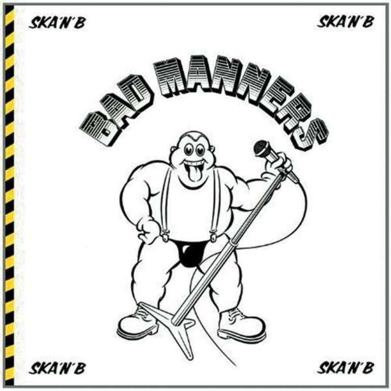 Bad Manners Ska 'n' B Vinyl Records and CDs For Sale