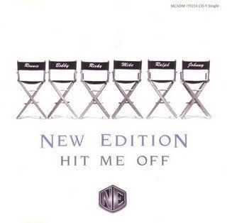 New Edition Hit Me Off Vinyl Records and CDs For Sale