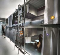 Digital-Savvy Hostel Coo Opens in Singapore