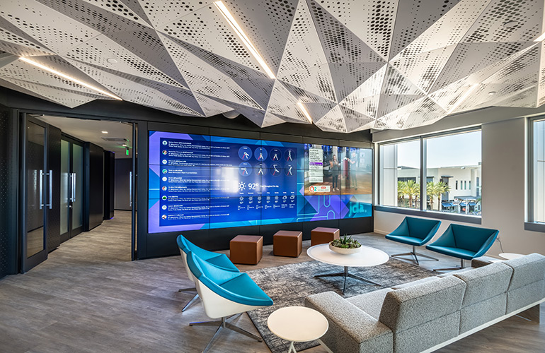 DIRTT Helps Create JDA Softwares FutureReady HighTech Space