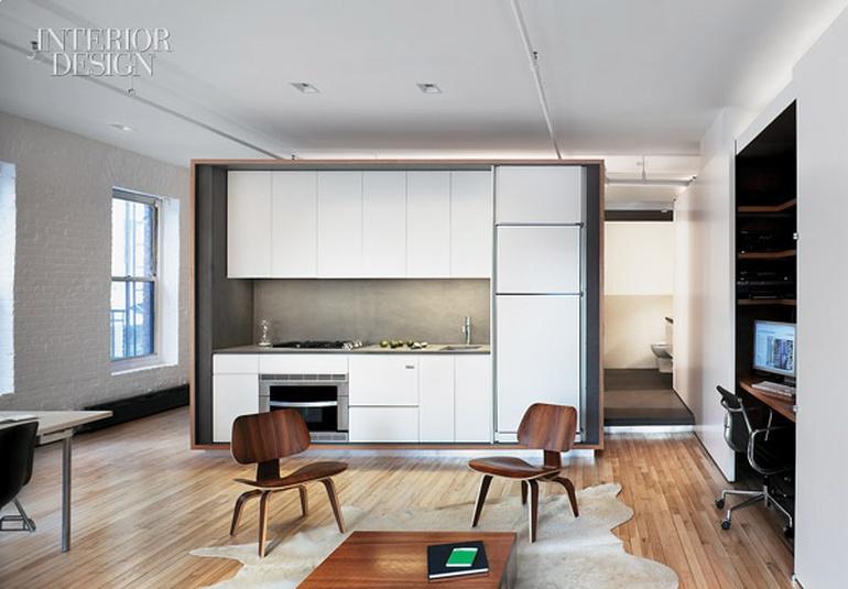 Core Studies A Smart 900 Square Foot Manhattan Apartment