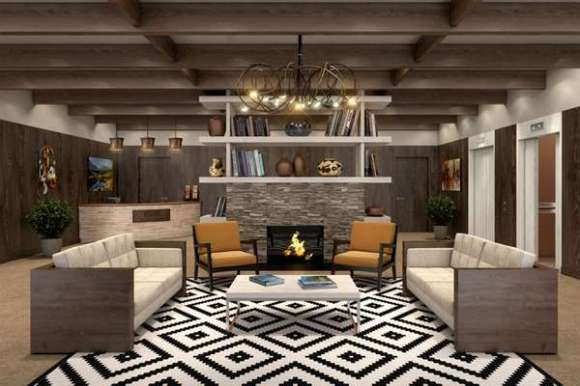 Interior design living room