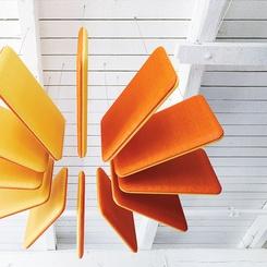 Carnegie Fabrics Expands Its Xorel Artform Line With Flip and Ripple