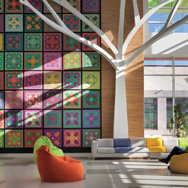Educational Interior Design Projects