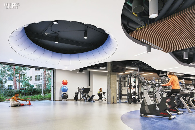 John Friedman Alice Kimm Architects Converts UCLA Garage Into Airy