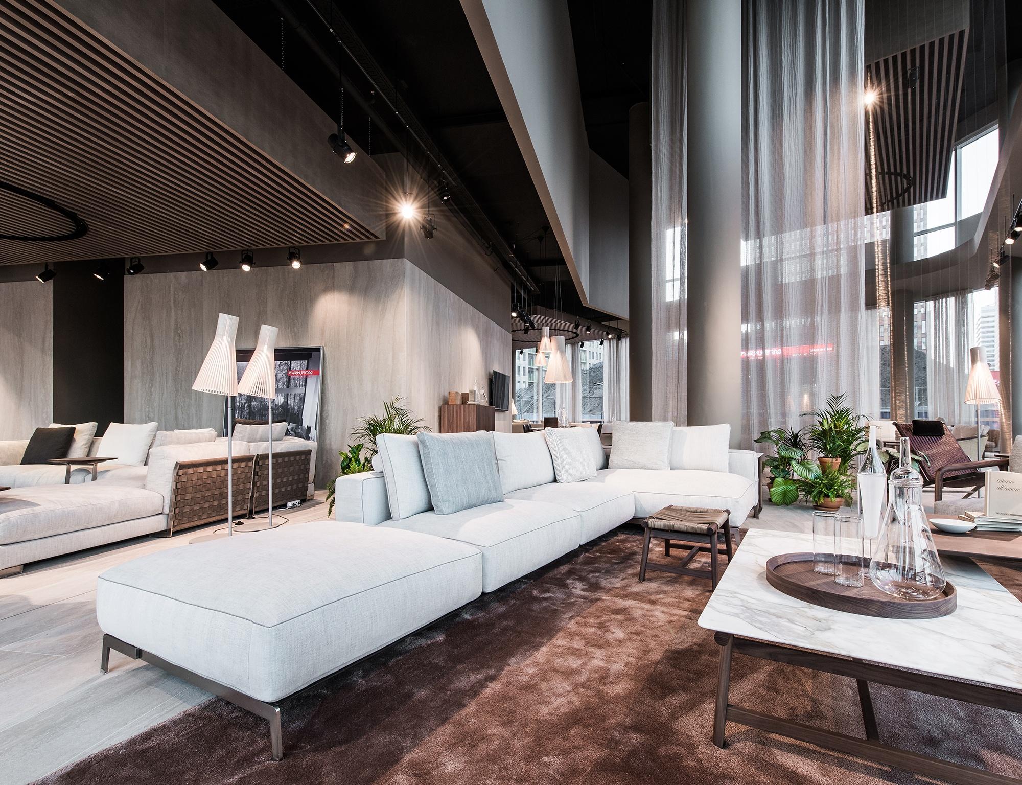 Flexforms 25th Showroom Opens In Amsterdam