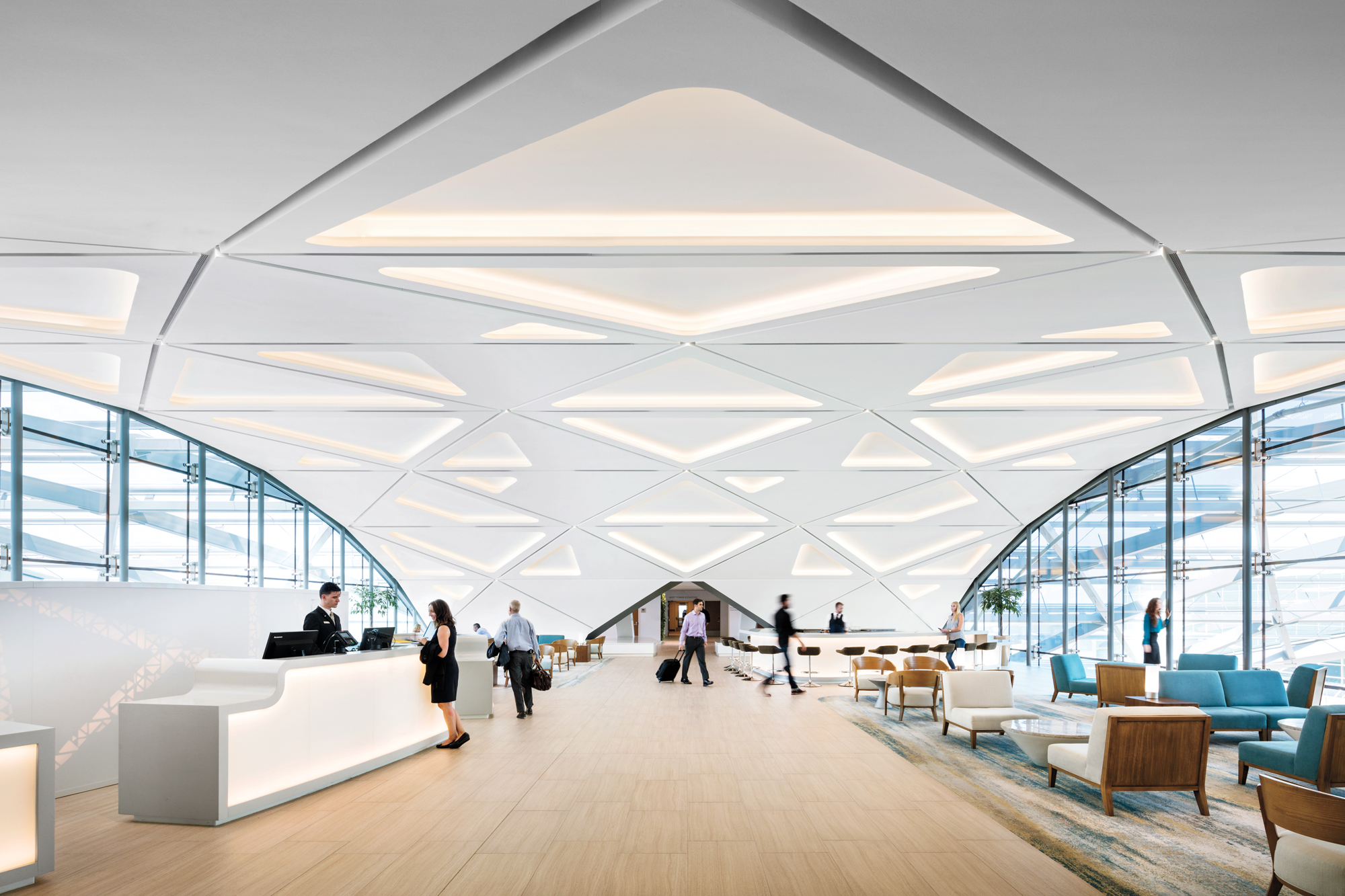 Westin Denver International Airport By Gensler 2016 Best