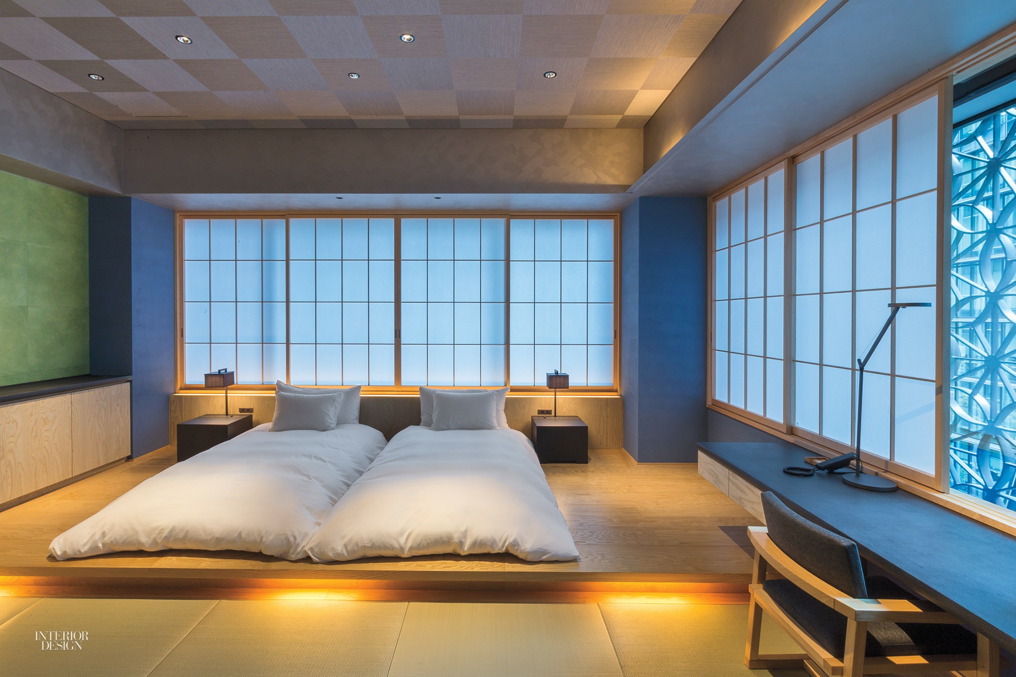 Hoshinoya Tokyo Spa Hotel By Rie Azuma Reinvents The