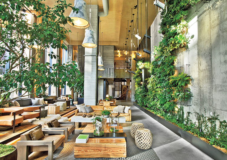 INC Architecture  Design Keeps It Local at 1 Hotel