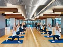 Equinox Fitness Gym