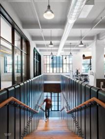 Equinox Fitness Interior Design