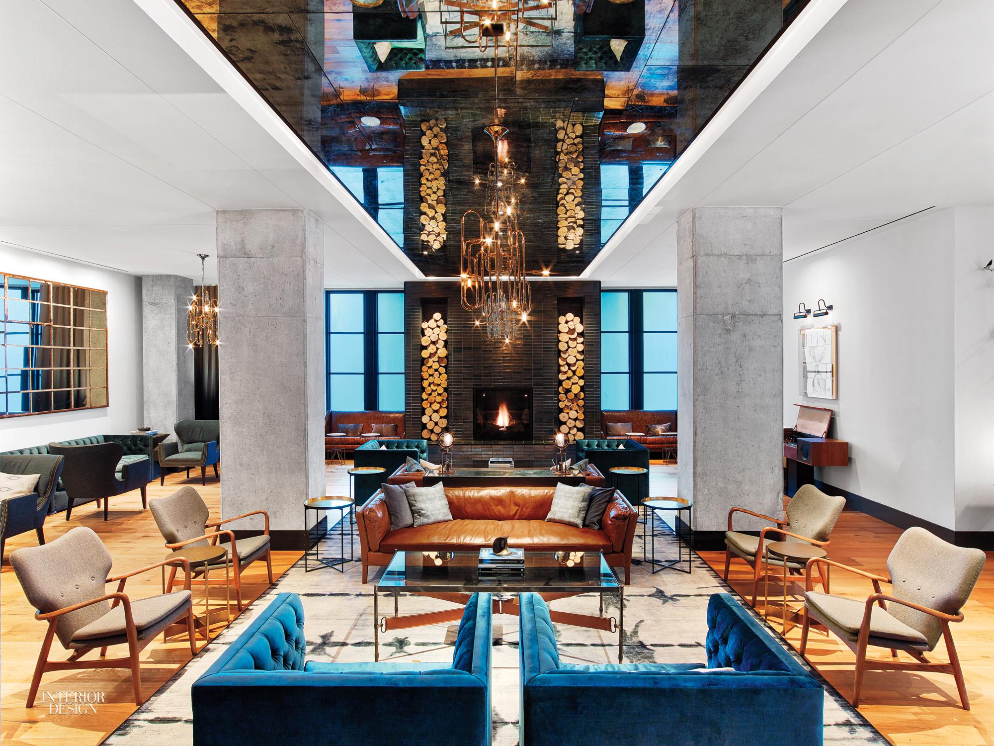 Hotel Van Zandt By Markzeff 2017 Best Of Year Winner For City & Interior Design Firms Austin Texas | Interior Halloween