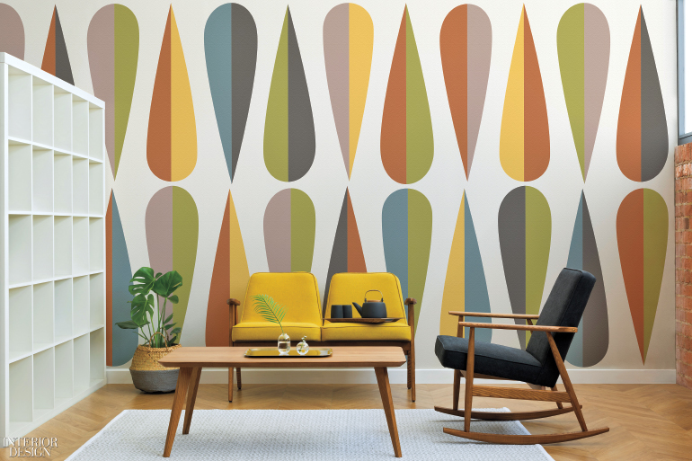 chair design wallpaper revolving parts ahmedabad murals s latest collection riffs on mid century furnishings
