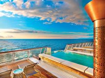 Shore Ship Aboard Viking Star Cruise Liner