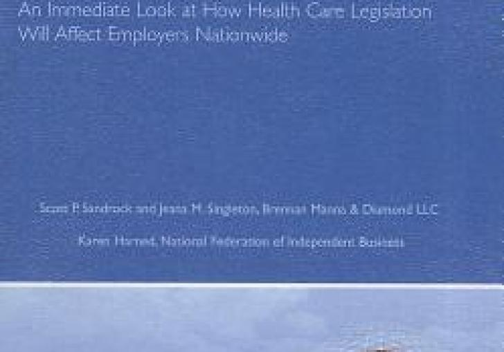 Health Care Reform Impact On Employers