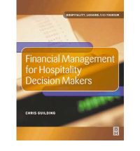 Financial Management for Hospitality Decision Makers ...