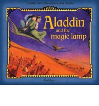 Aladdin and the Magic Lamp : Libby Hamilton : 9781848770164