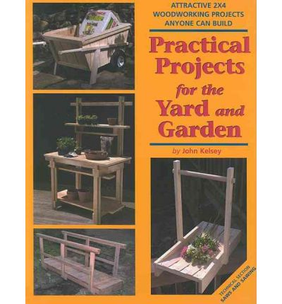 Woodworking Projects Anyone Can Build : John Kelsey : 9781892836199 ...