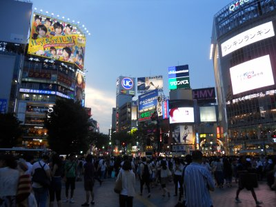 Sortie entre Amis ! XD (Harajuku et Shibuya )