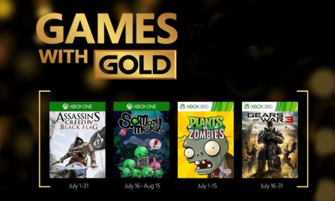 Juegos Gratis De Xbox Live Gold Para Xbox One Y Xbox 360