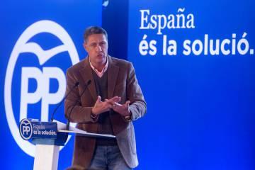 El candidato del PPC a la Generalitat, Xavier García Albiol.