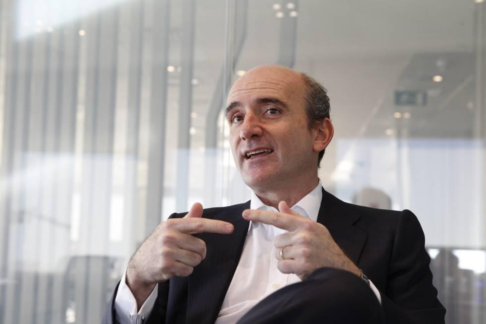 Eduardo Dávila, presidente y consejero delegado de Aon.