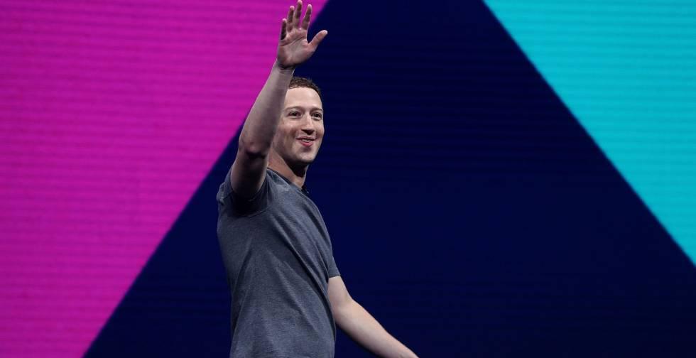 Mark Zuckerberg, consejero delegado de Facebook.