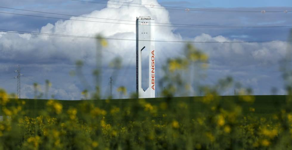 Abengoa obtiene plusvalías por 88 millones con la venta del 25% de Atlantica Yield