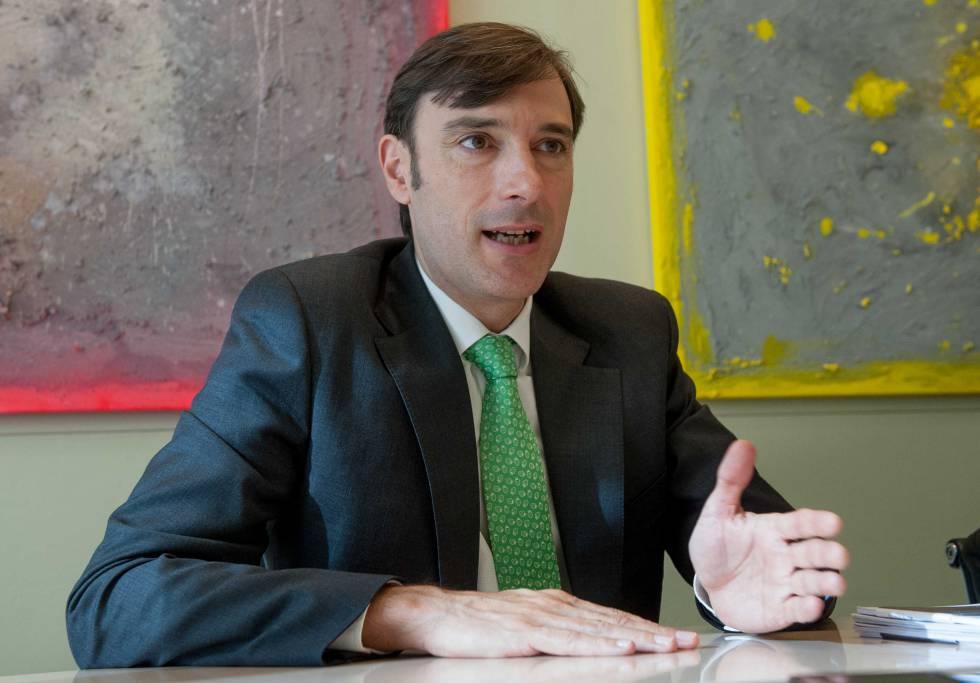 Roberto Ruiz-Scholtes, director de estrategia de UBS Banca Privada en España.