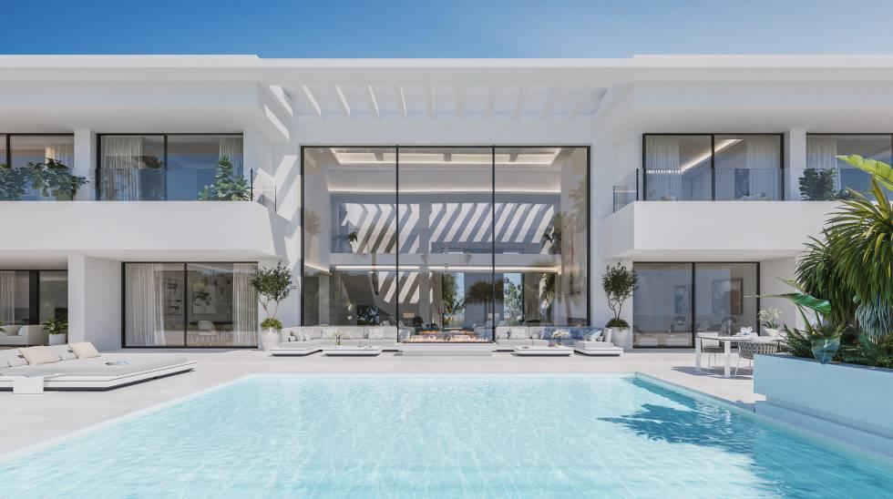 Dónde están y cómo son las casas más caras de España