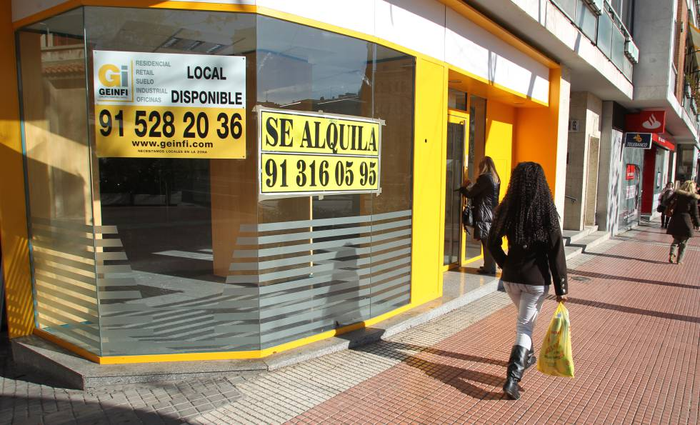 La banca analiza instalar oficinas multimarca en zonas rurales