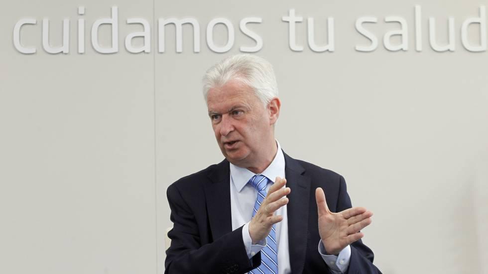 """José Luis Pardo: """"Trabajamos para brindar una oferta sanitaria al turista extranjero"""""""