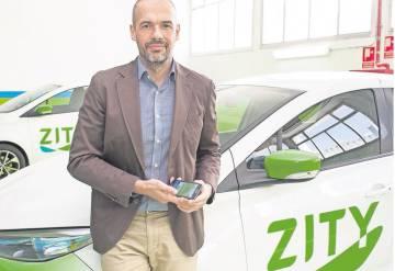 """Javier Mateos: """"Esperamos que Zity empiece a ser rentable en 2019"""""""