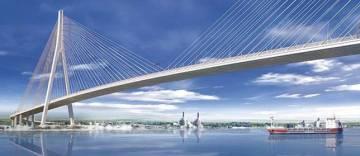 ACS gana un puente colosal en Norteamérica, con 3.000 millones de inversión