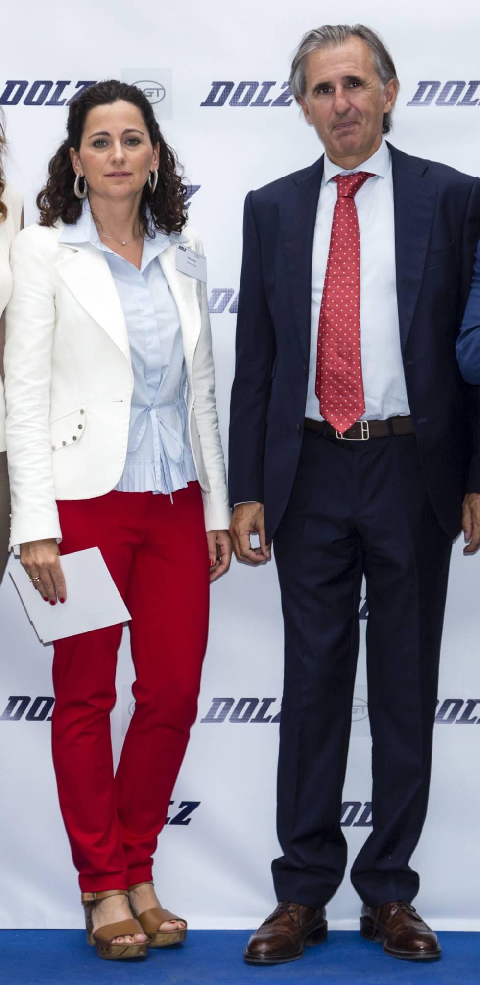Tercera generación, Macarena y Jesús Dolz.