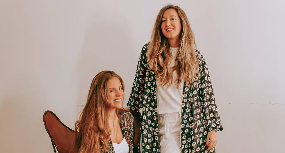 Rocío Lumbreras y Patricia de Juan, creadoras de Drestip.