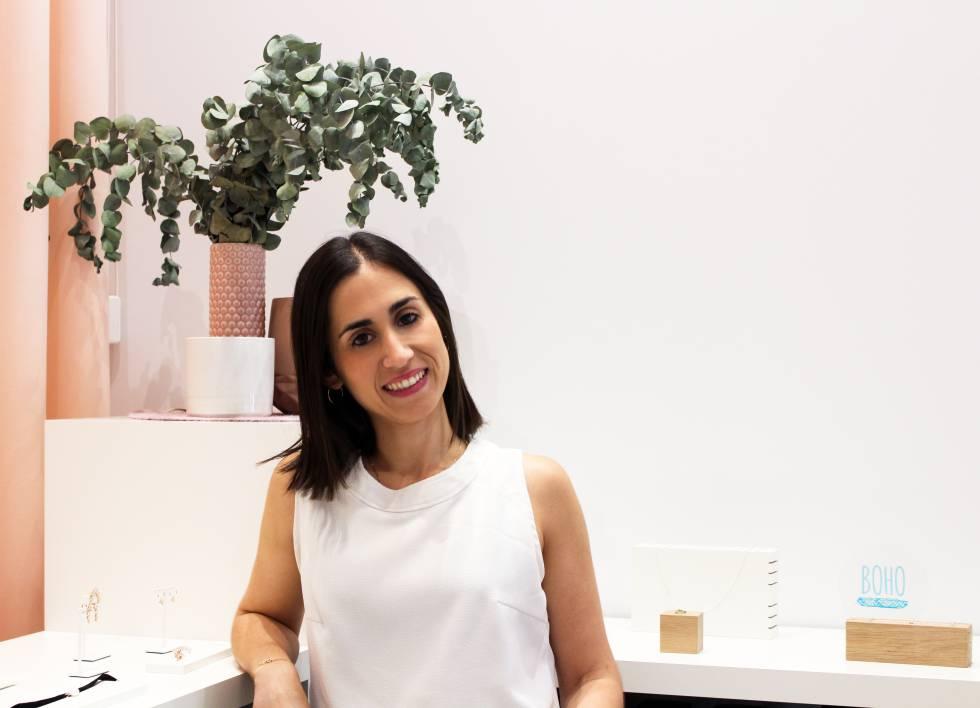 Cristina Aristoy, fundadora de Singularu.