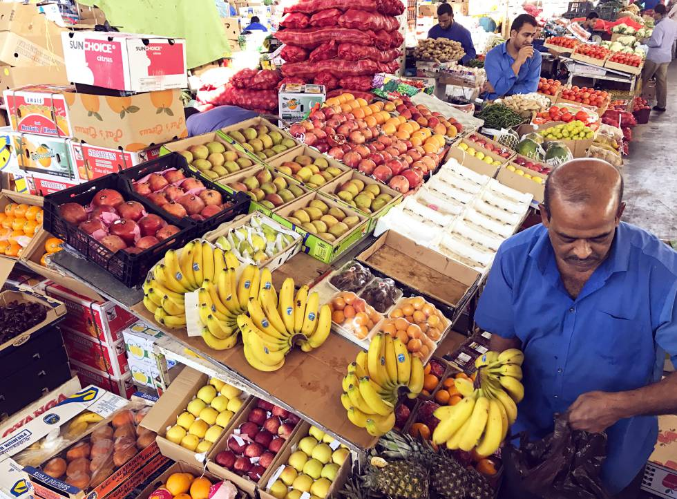 Frutas Dubái