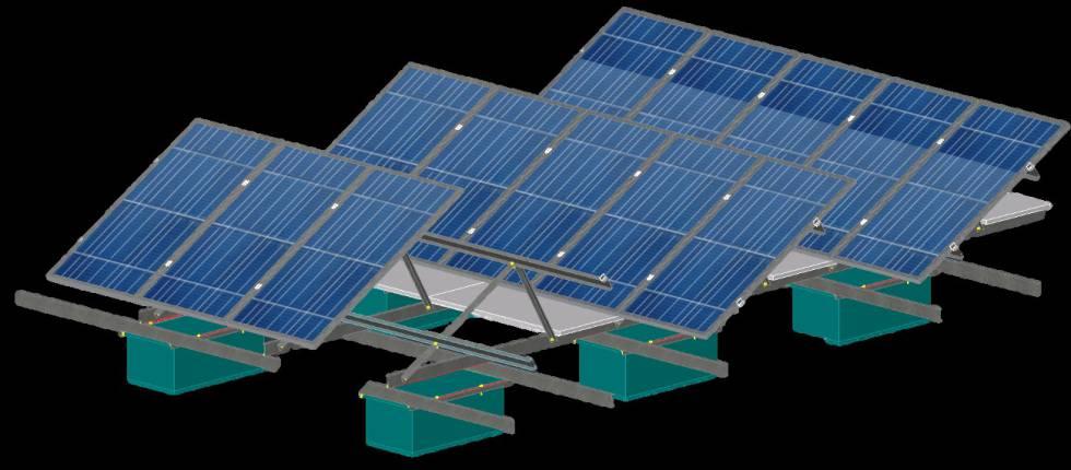 La fotovoltaica flotante, un nuevo mercado en alza