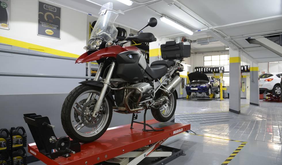 Taller de Midas, que este año espera alcanzar 50 centros dedicados exclusivamente a motos.