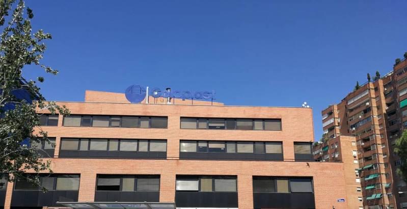 Sede de Coloplast en Madrid.