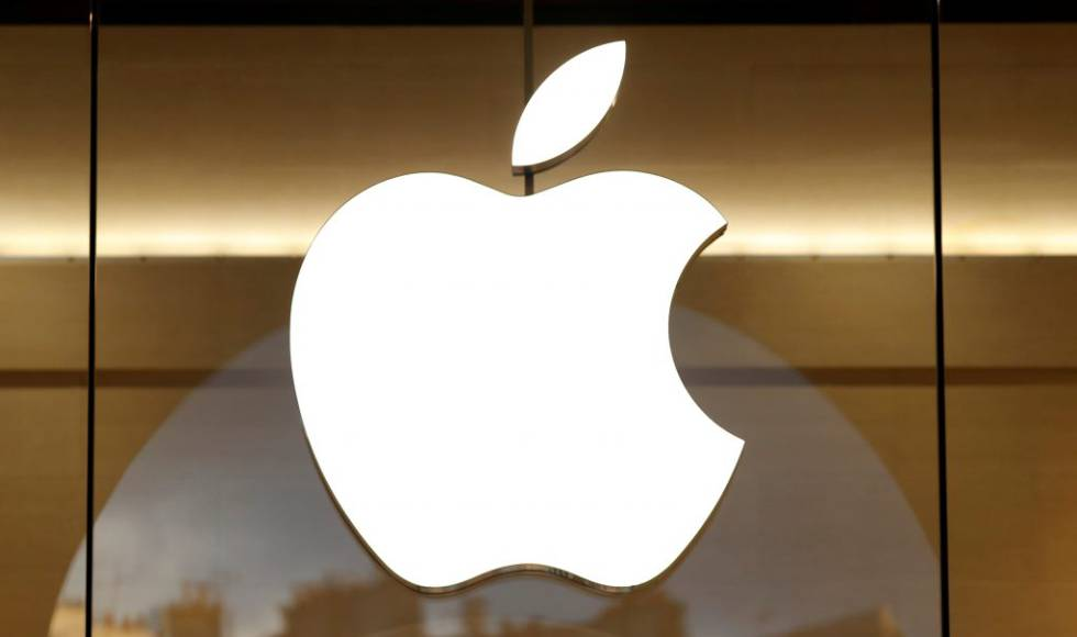 Logo de Apple.