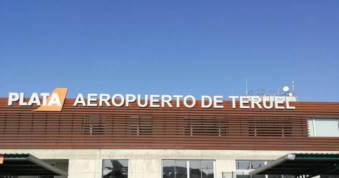 Fachada de la terminal.