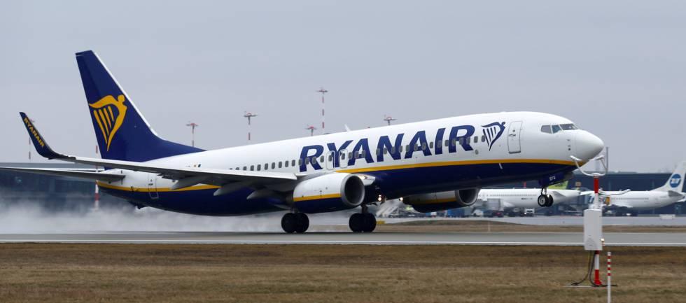 Los tripulantes de Ryanair amenazan con paralizar la aerolínea diez días en septiembre