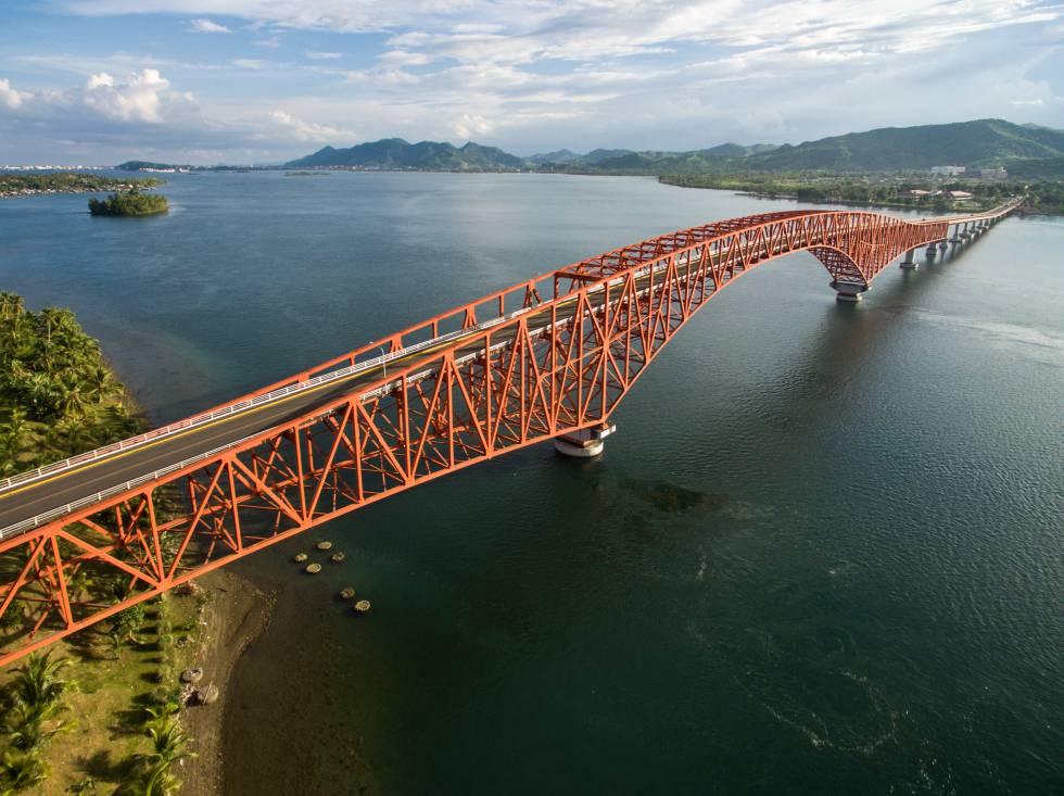 Puente de San Juanico (Filipinas)