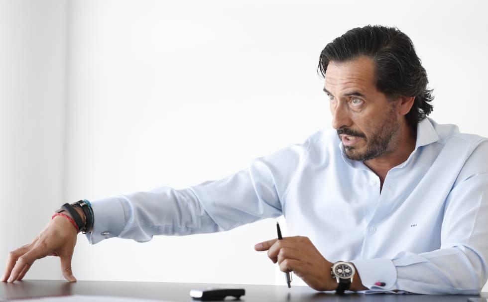 """Óscar Mesa del Castillo: """"La I+D sanitaria avanza, pero una mejor salud implica más dinero"""""""