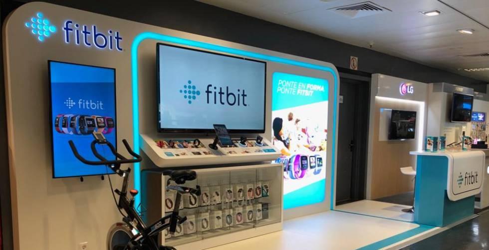 Fitbit se dispara un 30% tras el interés de Alphabet