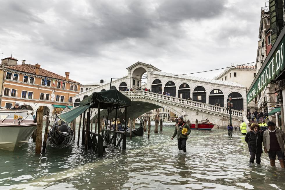 Venecia inundaciones